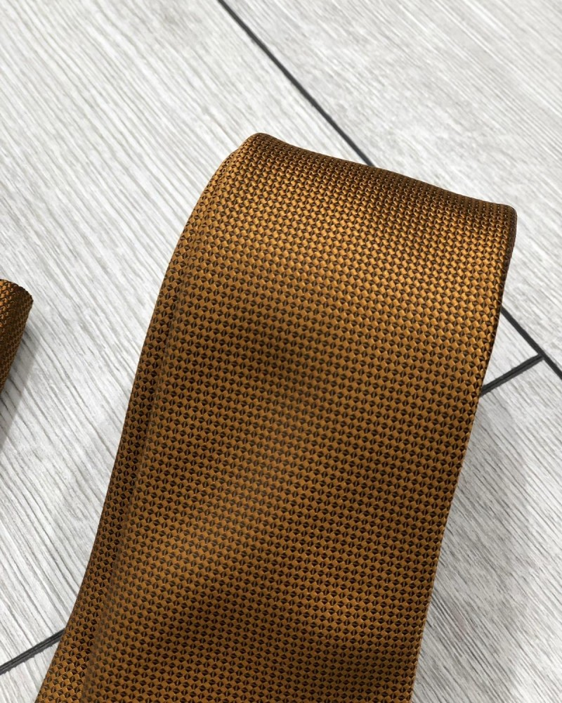 Camel Tie by Gentwith.com with Free Shipping
