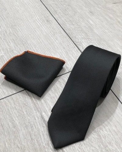 Black Tie by Gentwith.com with Free Shipping