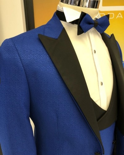 Sax Men's Tuxedo by Gentwith.com with Free Shipping