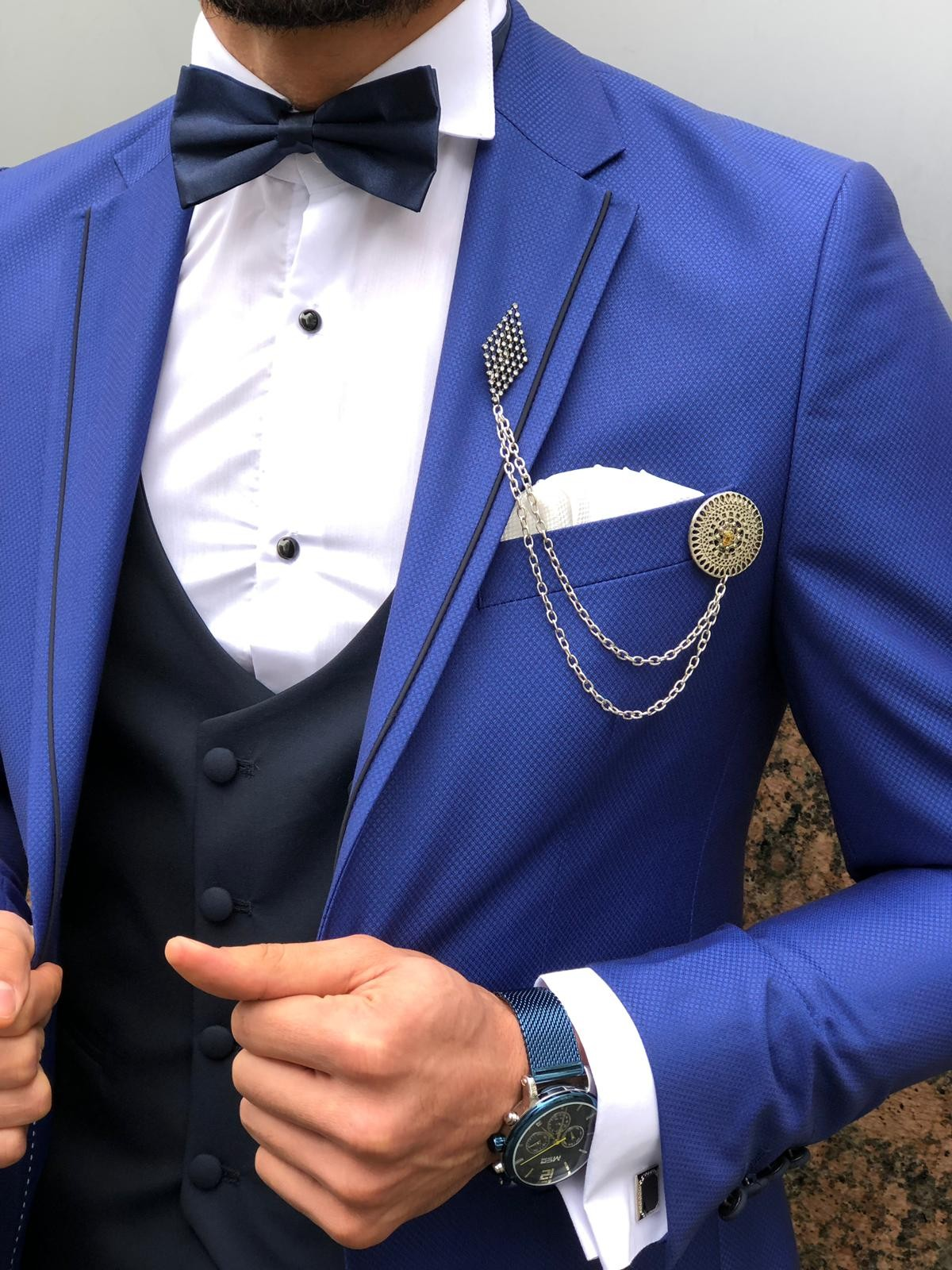 The Colors of Prom – Prom Tuxedo Color Ideas by GentWith