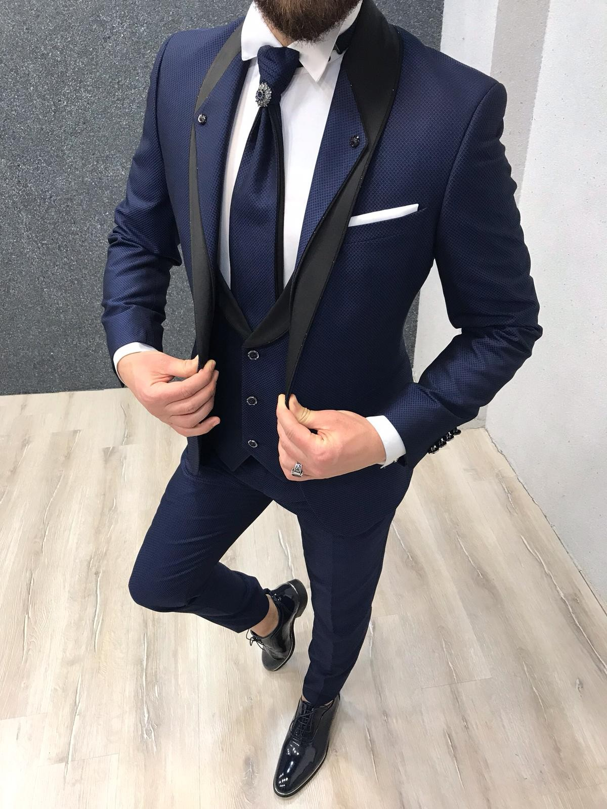 10 Groom Suit Ideas for Your Big Day by GentWith