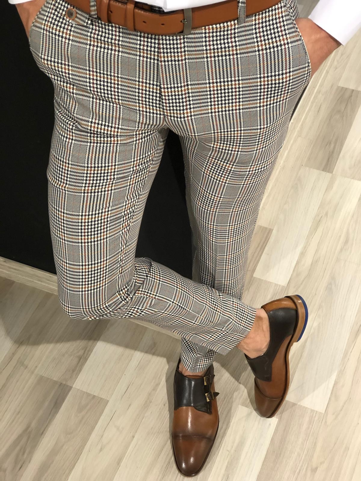 Plaid Pants Are the Only Pants You Should Buy this Season