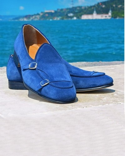 Bespoke Monk Strap Loafers that Inspire Everyone