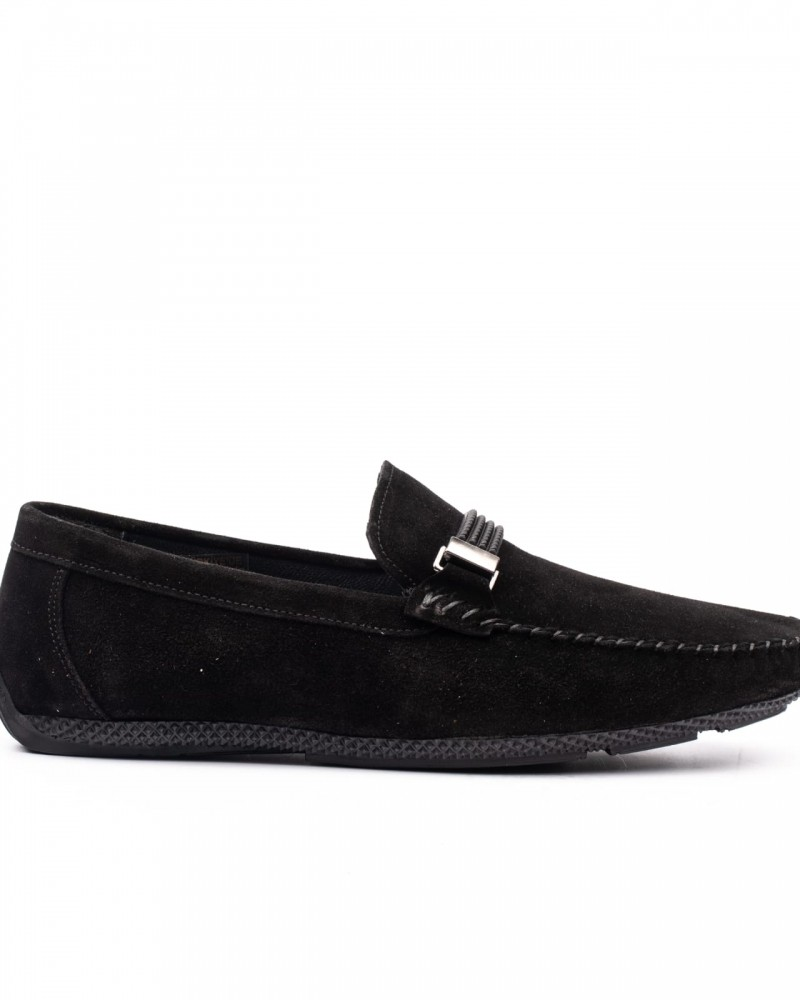 Men's Suede Loafer by GentWith.com with Free Shipping