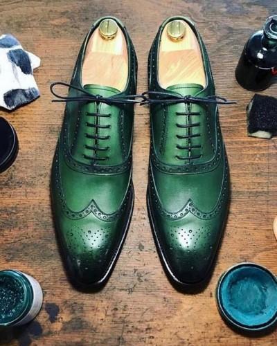 online bespoke shoes