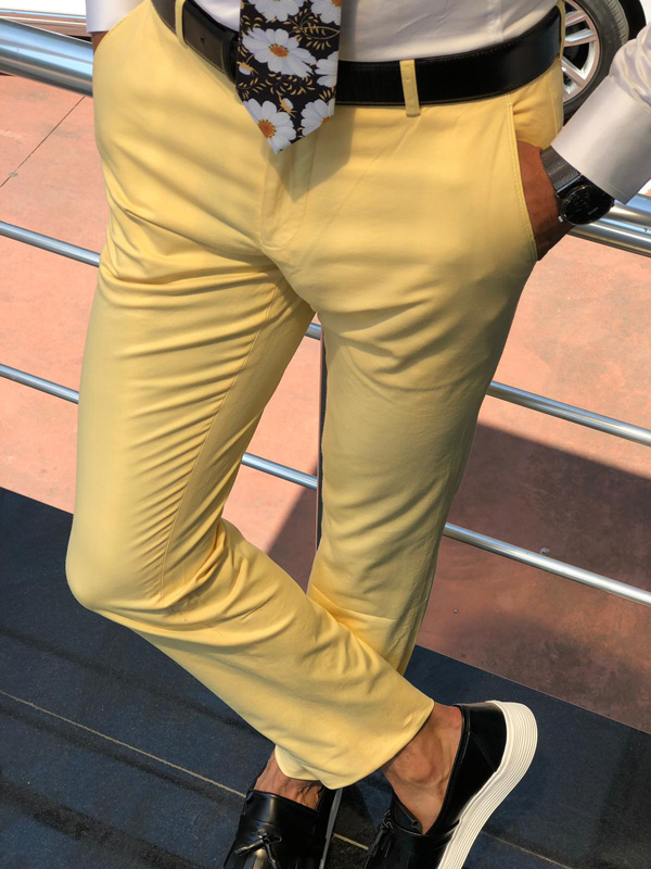 Most Comfortable Office Pants For Summer Season by GentWith.com