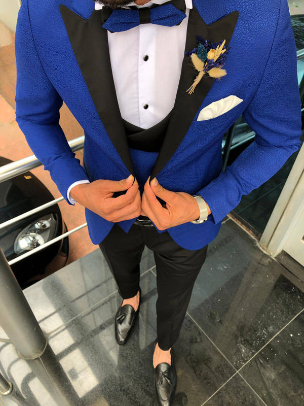 The Colors of Prom – Prom Tuxedo Color Ideas
