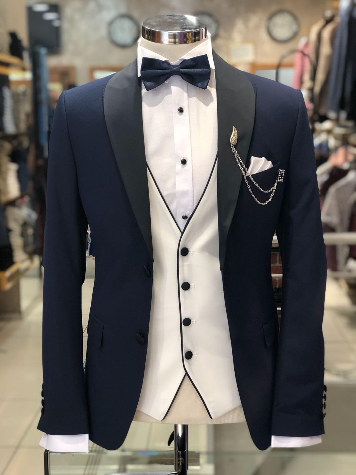 Groom Tuxedos Ideas by GentWith.com