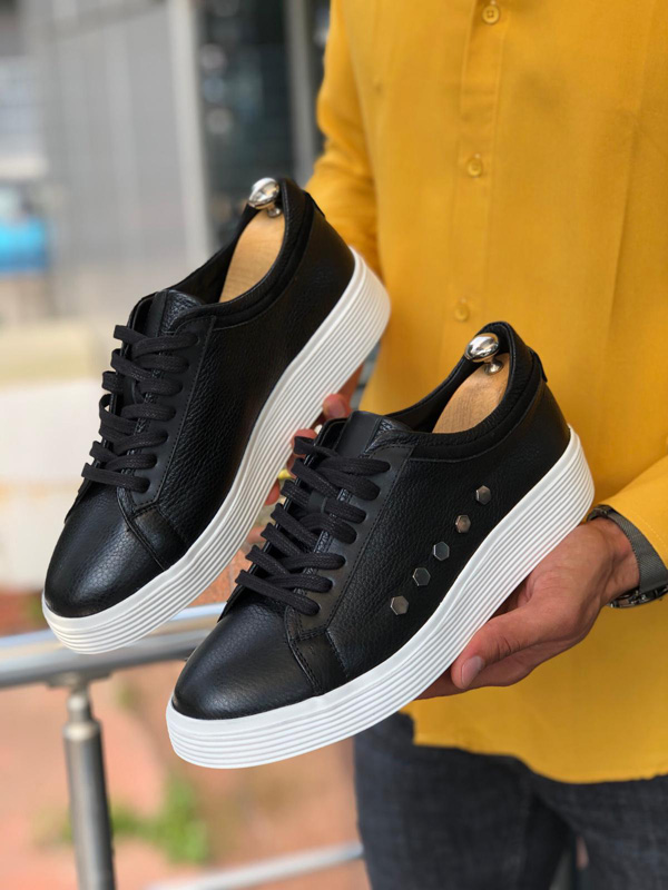 Best Leather Sneakers to wear to the office by GentWith.com