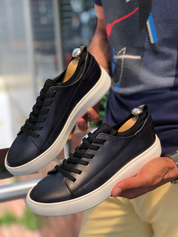 The Best Leather Sneakers to wear to the office