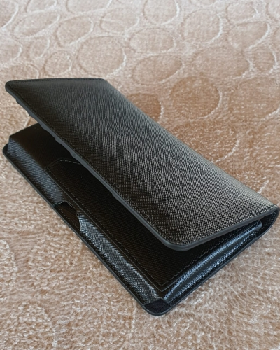 Black Leather Wallet by GentWith.com with Free Worldwide Shipping