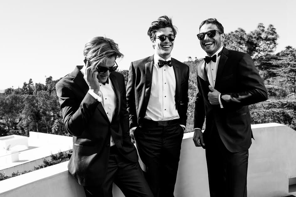 The Absolute Mens Tuxedo Guide