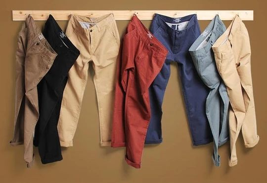 Mens Pants Style