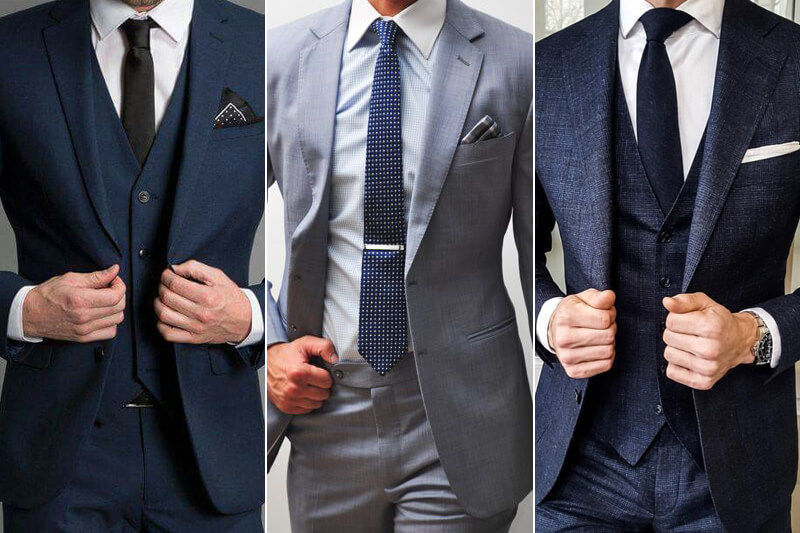 Five Mens Suit Styles You Need