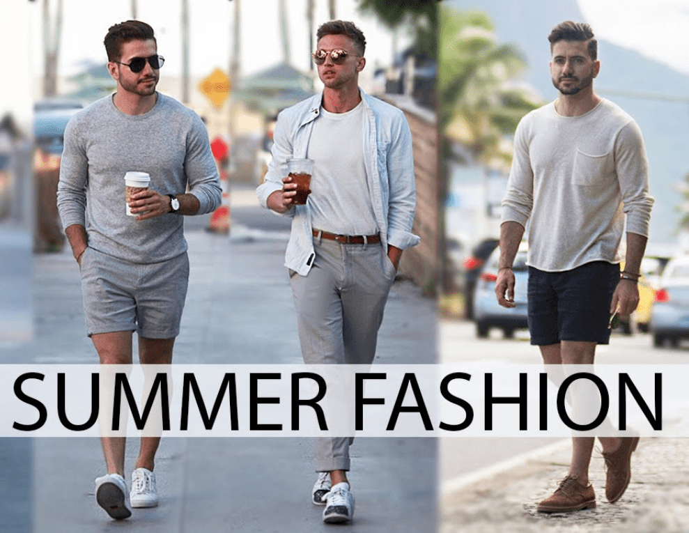 5 Men's Summer Fashion Essentials to Get You Through In-Style