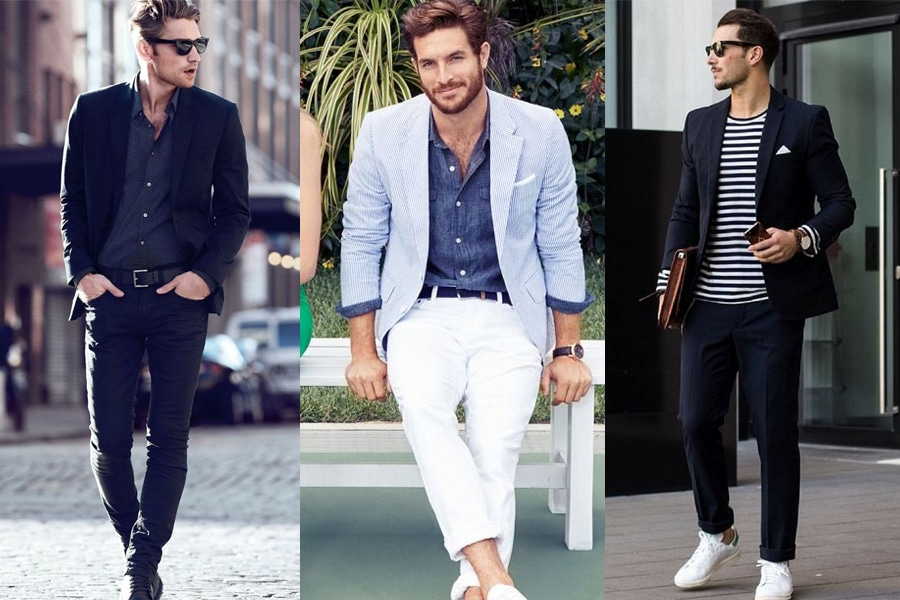 A Style Guide of Modern Men's Smart Casual Outfits