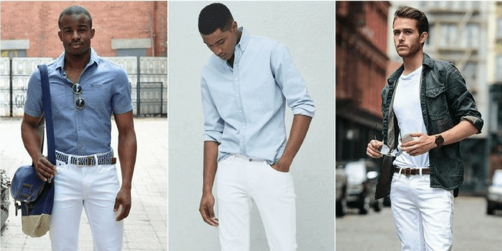 The 5 Best White Jeans for Men to Live in This Summer