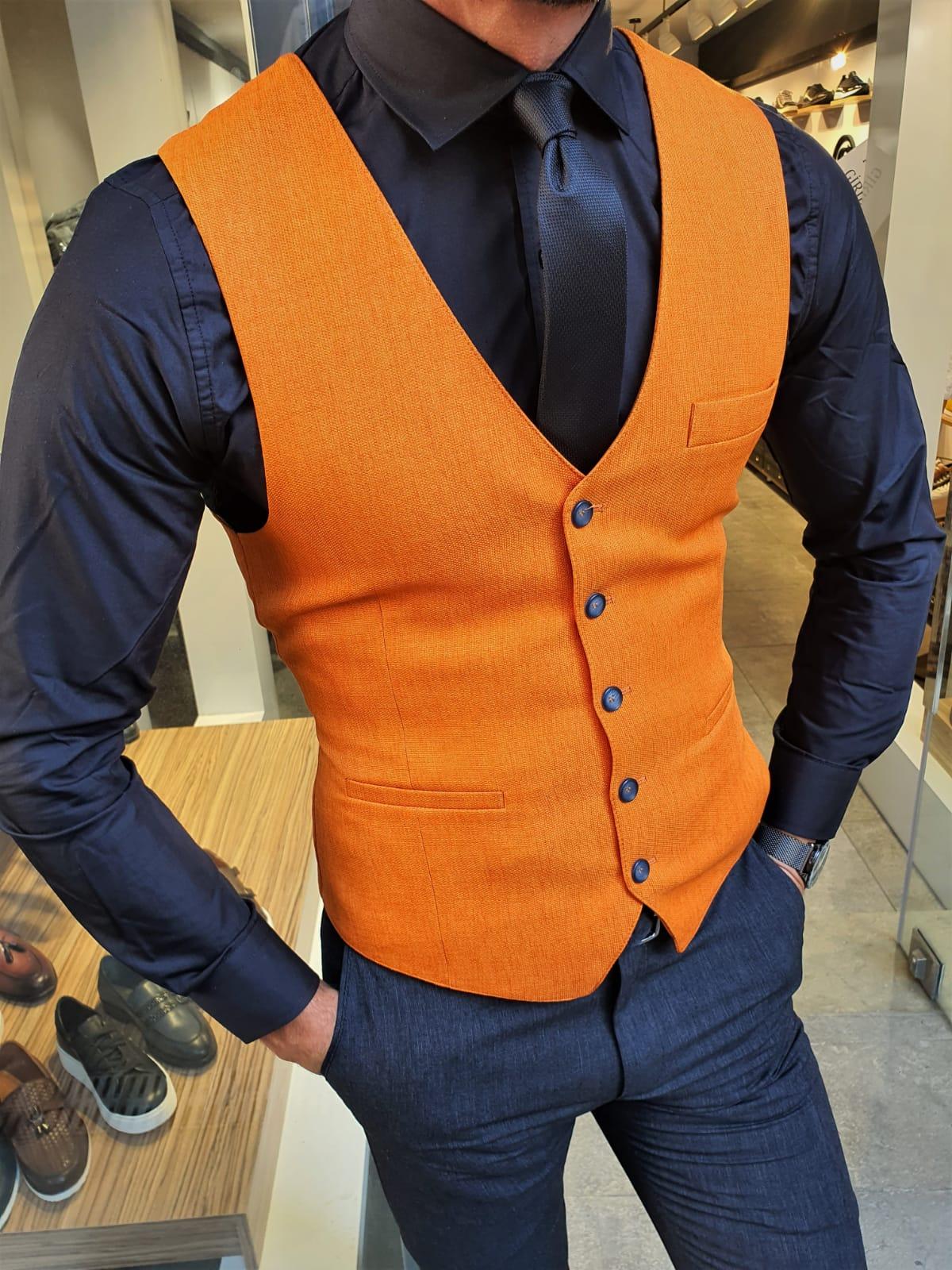222 Vintage Vests - Folkwear