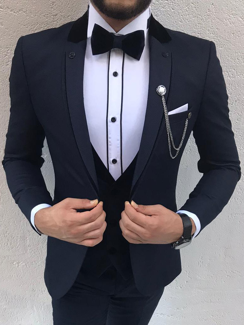Everything You Need to Know about Tuxedos by GentWith Blog