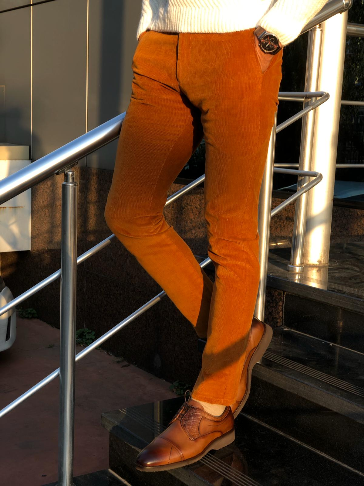 12 Modern Trouser Styles All Men Should Own by GentWith Blog
