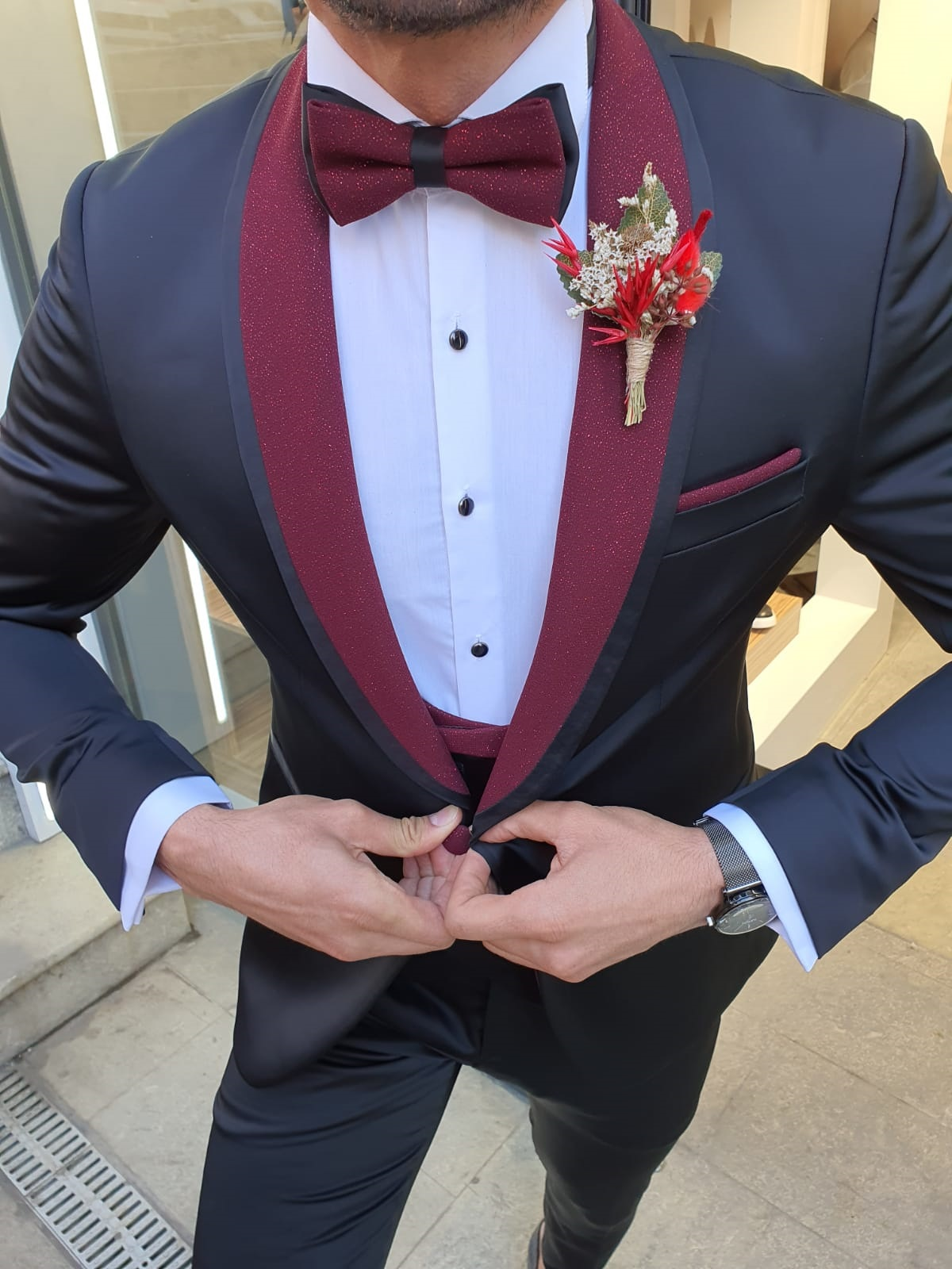 Fashion Rules for Grooms by GentWith Blog