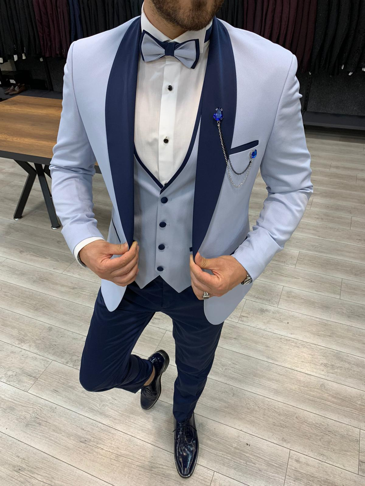 What To Wear To A Summer Wedding GentWith Blog