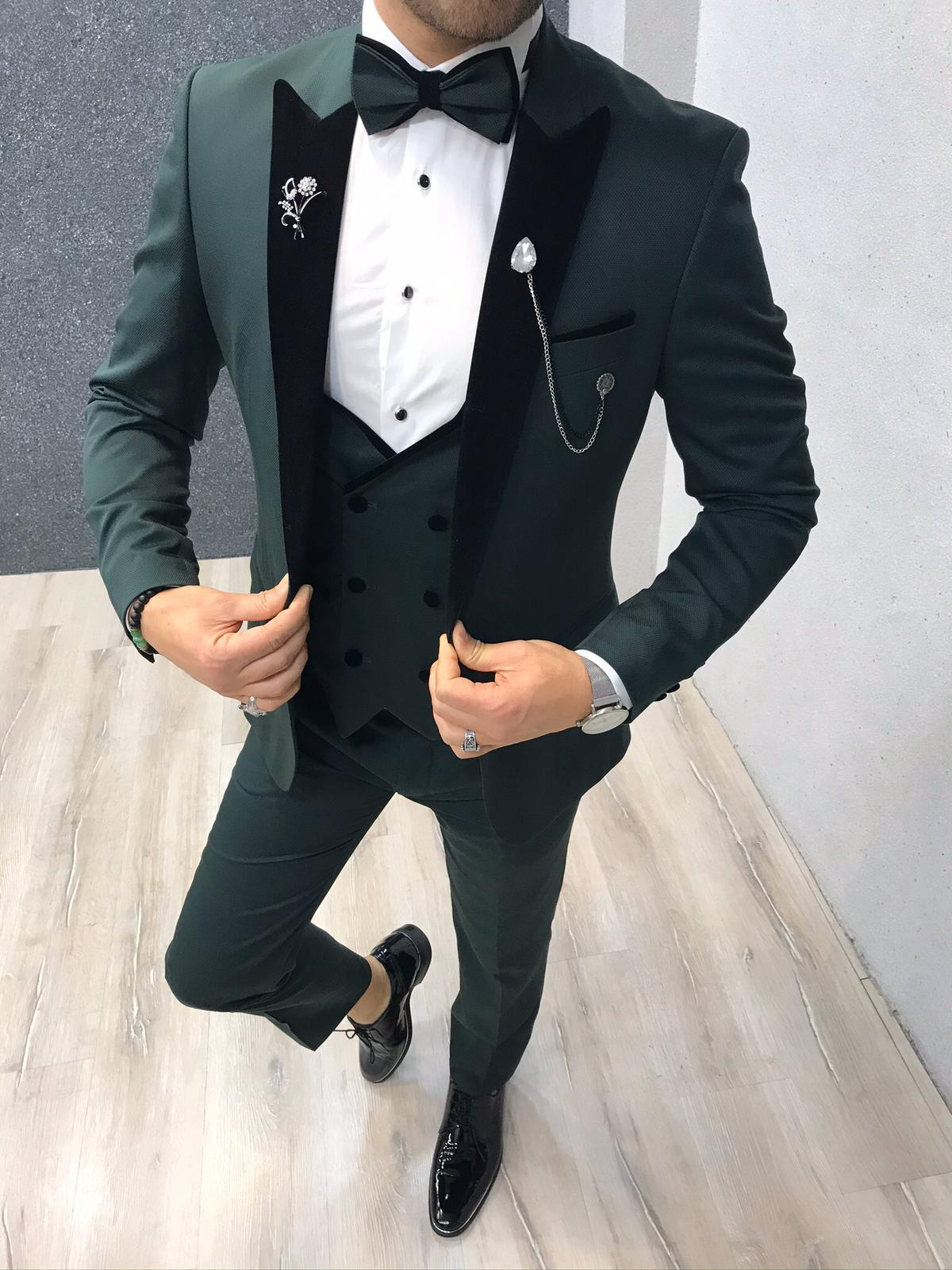 Tuxedo vs. Suit Which Should You Wear on Your Wedding Day by GentWith Blog