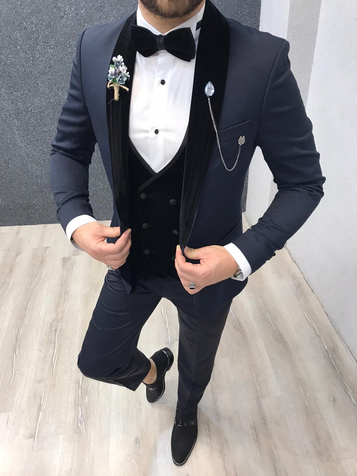 Men Wedding Guest Attire by GentWith.com