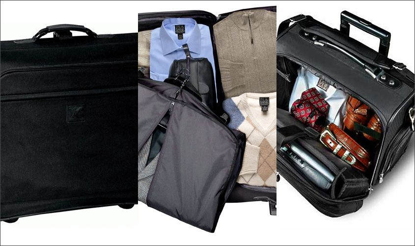 How to Pack Your Suit for Travel