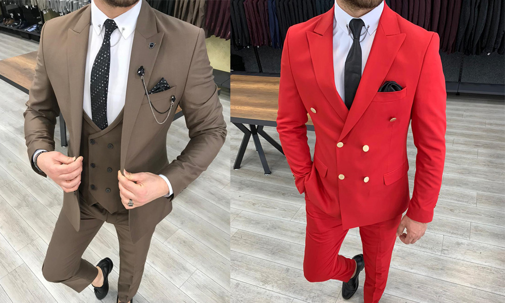 Types of Suit Every Man Should Own