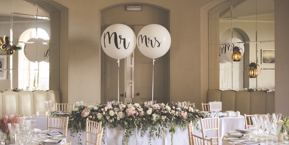 20 Ways To Use Balloons in Your Wedding Décor