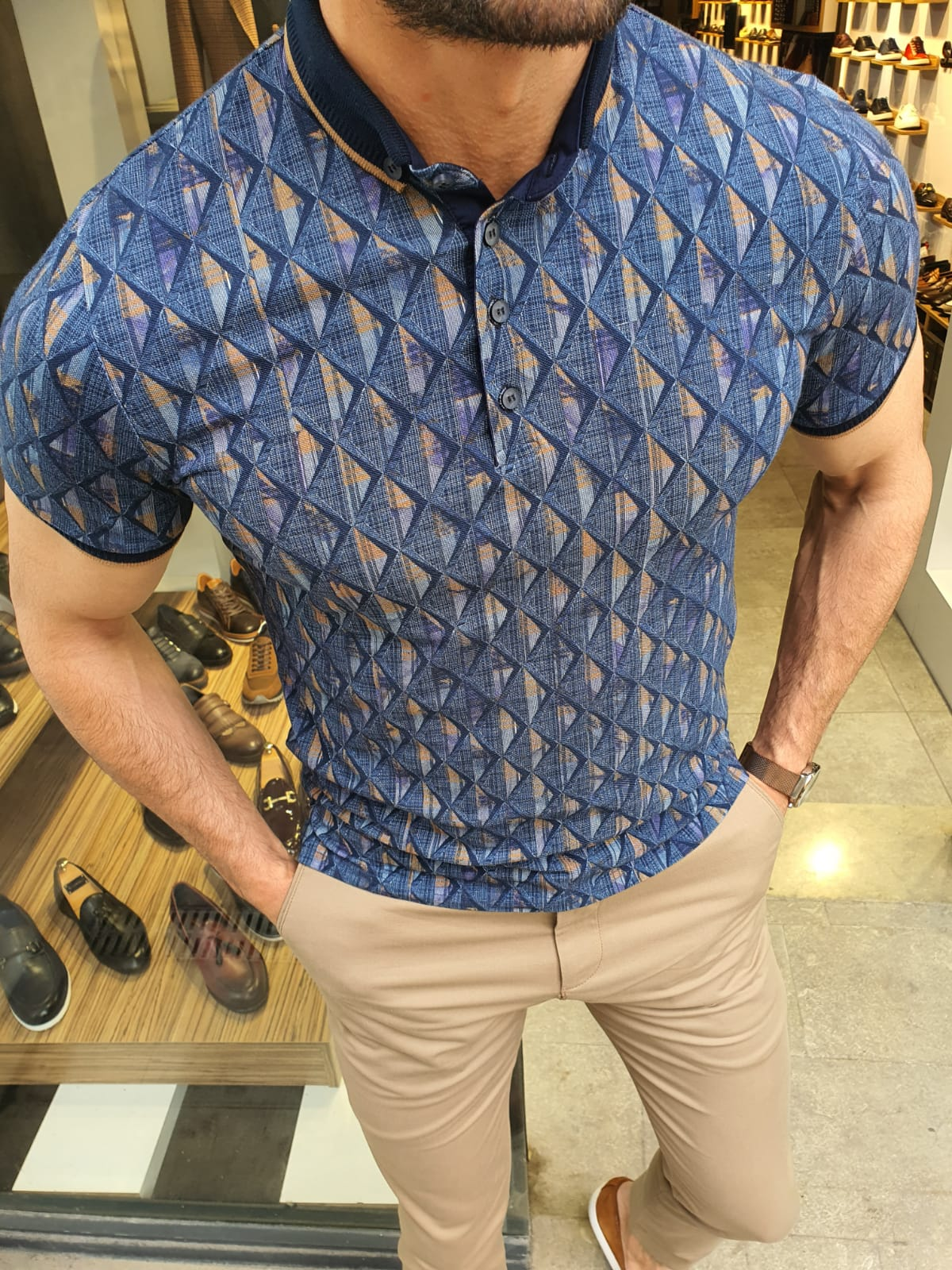 Polo Shirts Are Not Just for Preppy Jerks; Here's How Normal Folks Can Wear Them by GentWith Blog