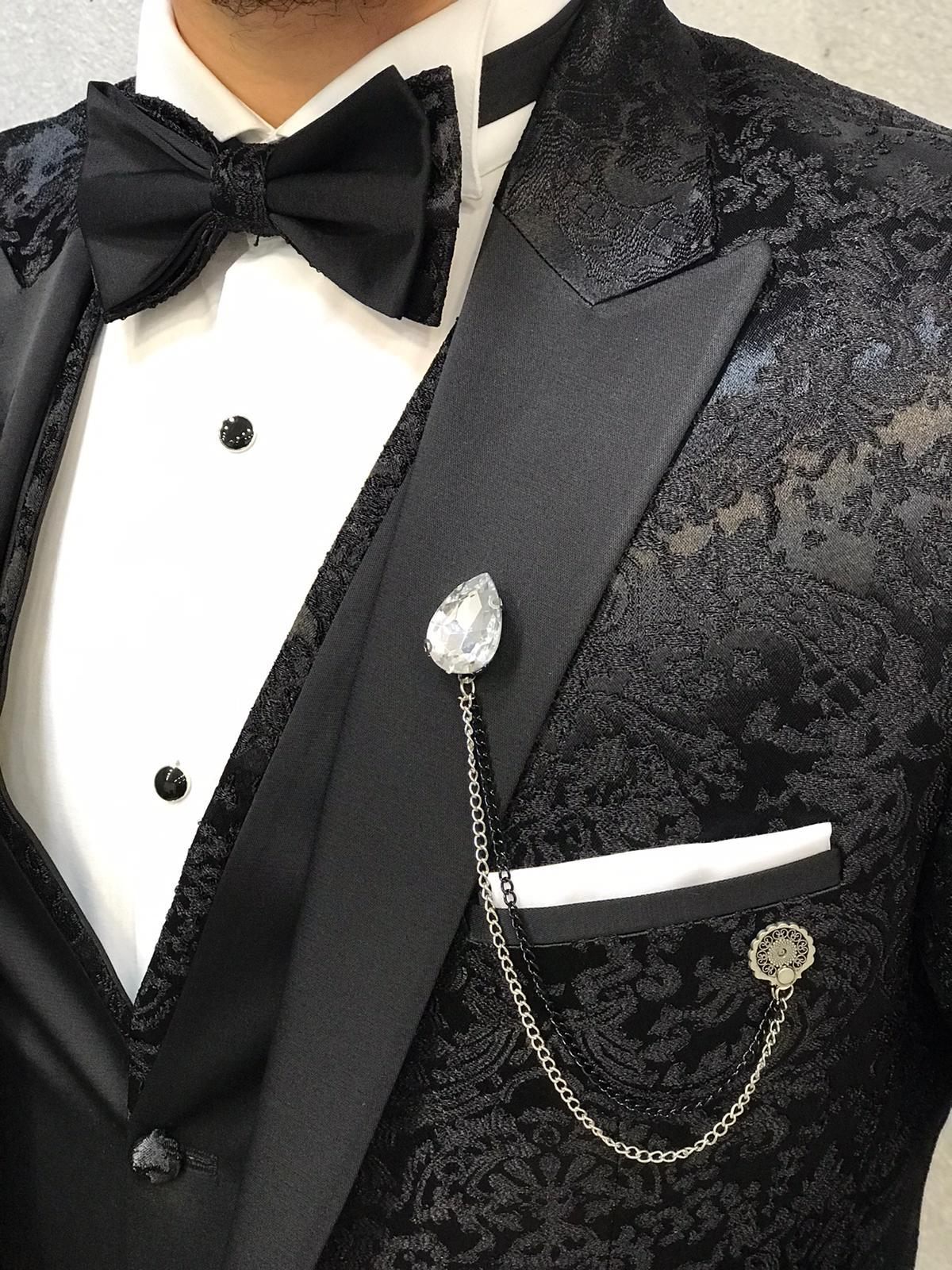 It's Time You Wear the Black Tie Dress Code Like James Bond by GentWith Blog