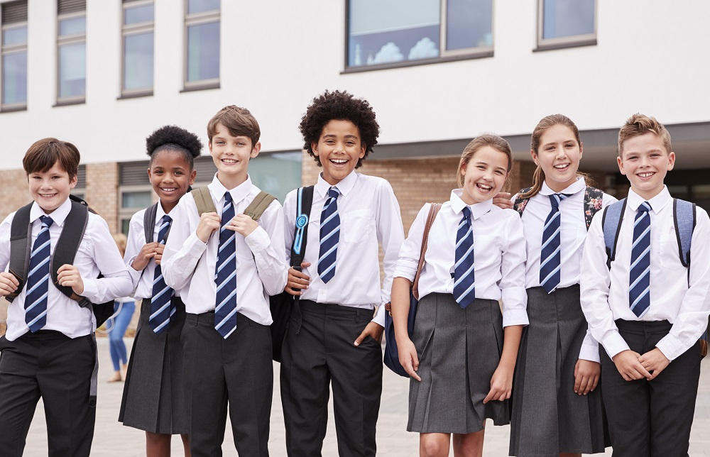 Uniforms & Ties For Schools