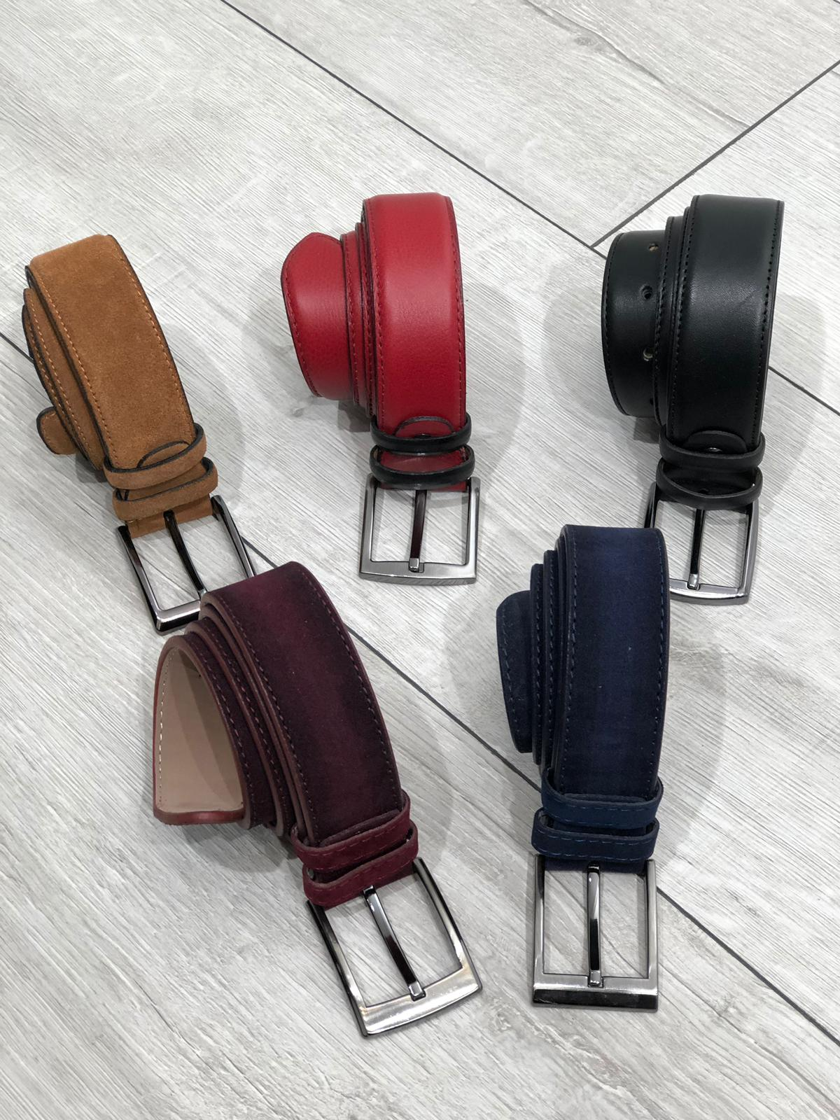 How to Choose & Wear the Perfect Belt by GentWith Blog