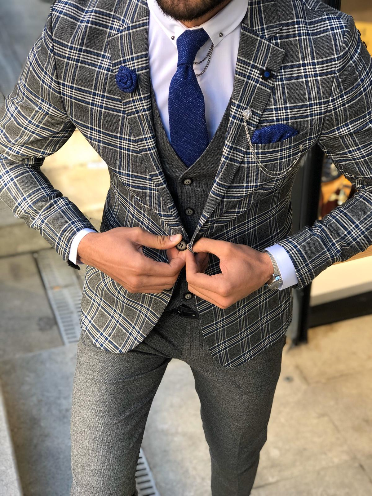 Everything You Need To Know Before Buying a Suit Online by GentWith Blog