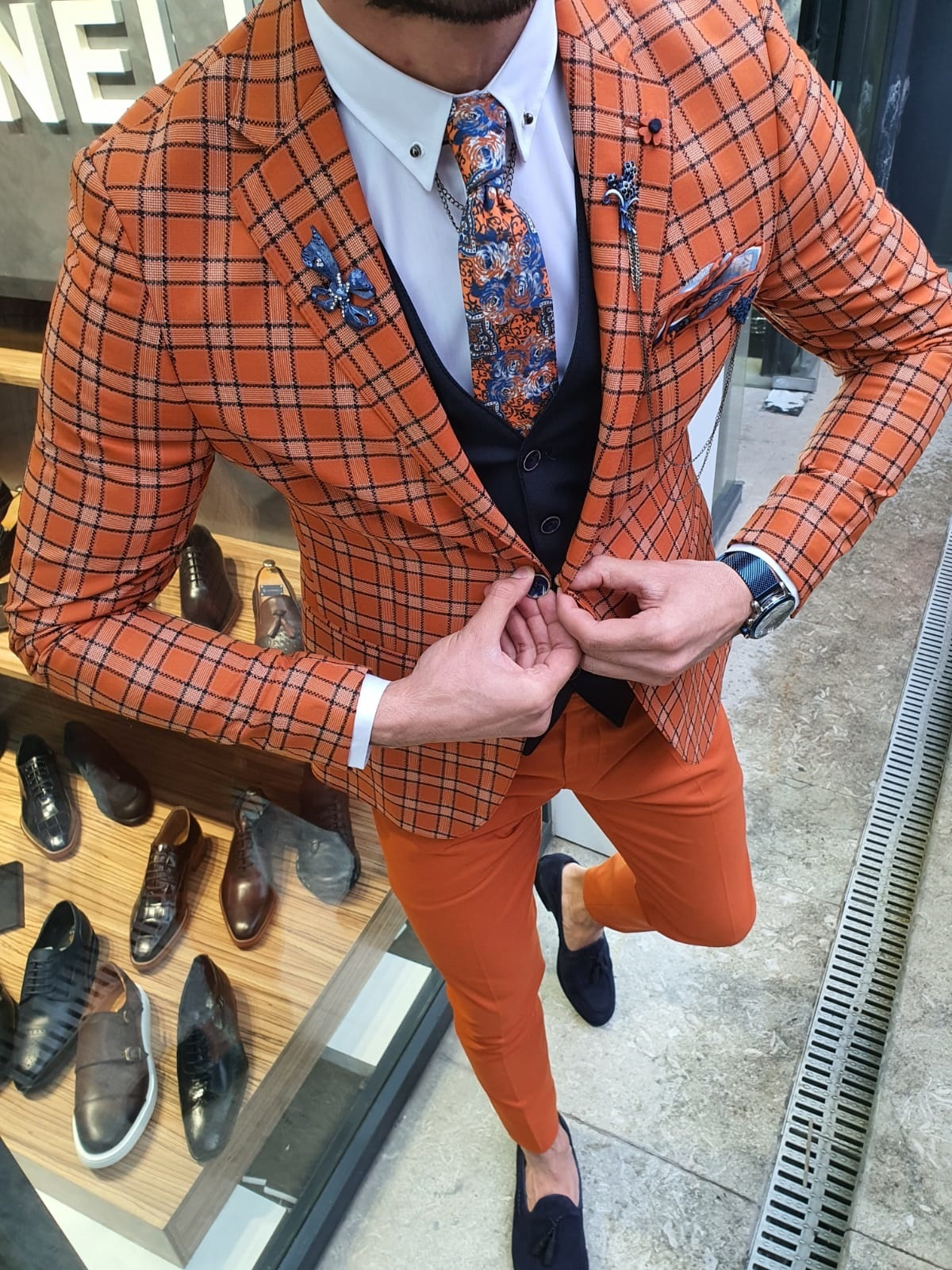 Coloured Suits Can Take Your Style To Bold New Heights by GentWith Blog