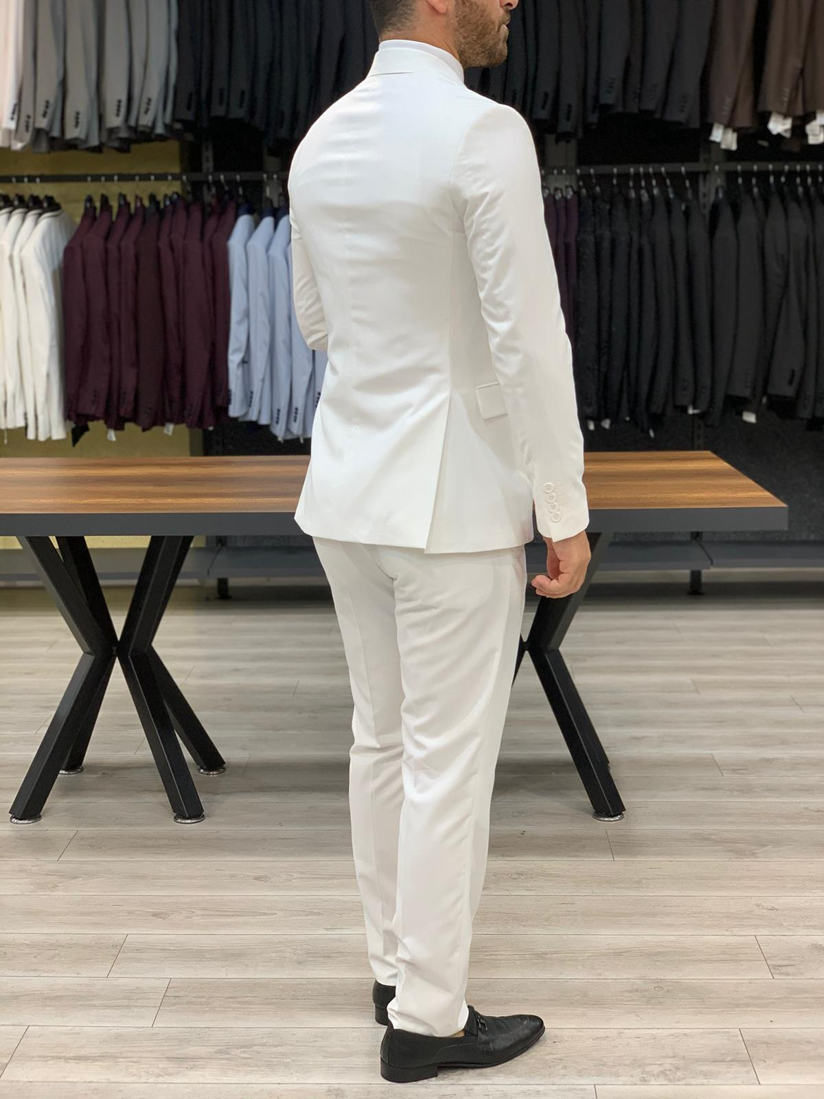 A Three-Piece Suit Is More Versatile Than You Think; Here's How To Wear Three Piece Suit by GentWith Blog