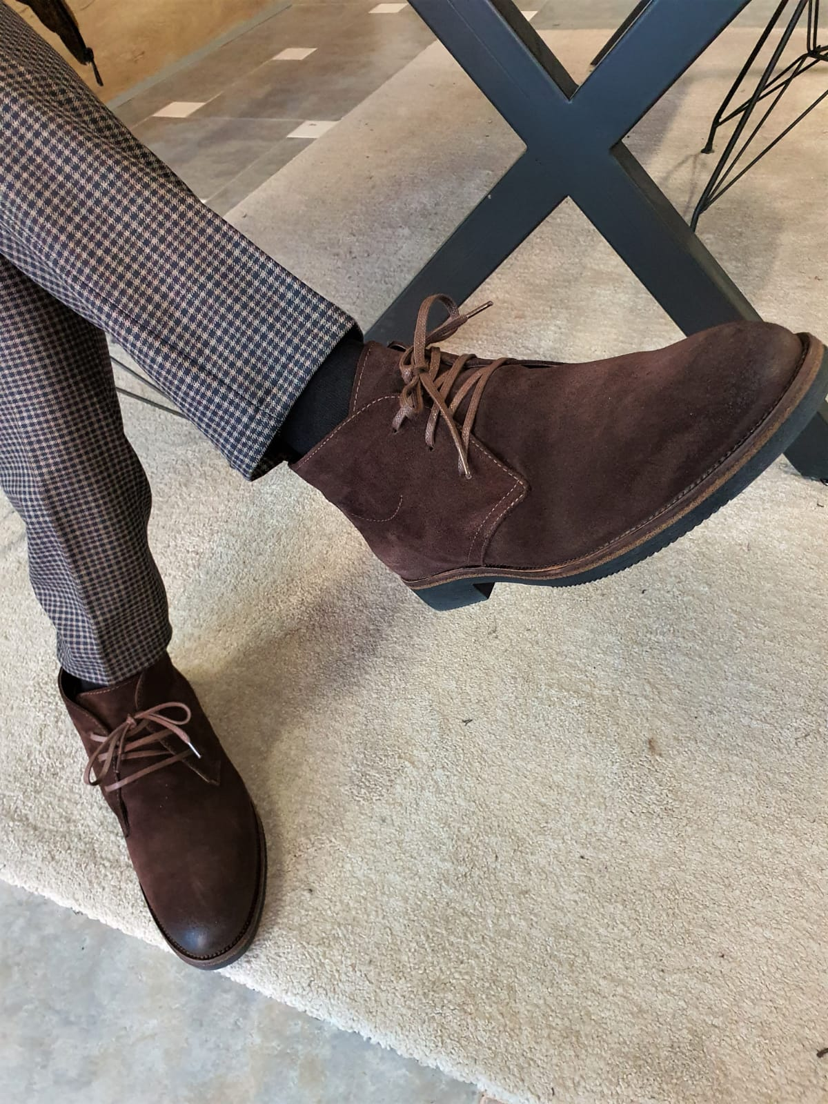 Best Footwear for Every College Guy by GentWith Blog
