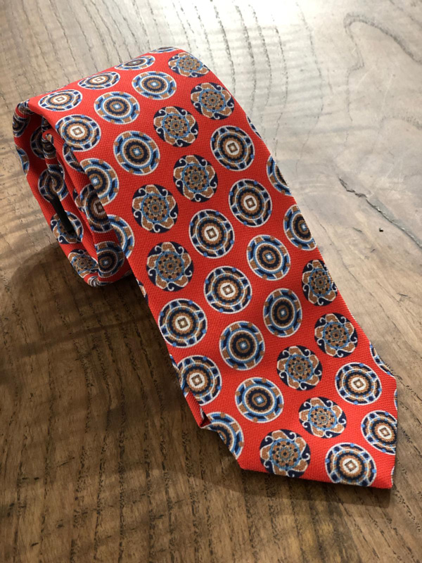 When To Wear a Red Tie by GentWith Blog
