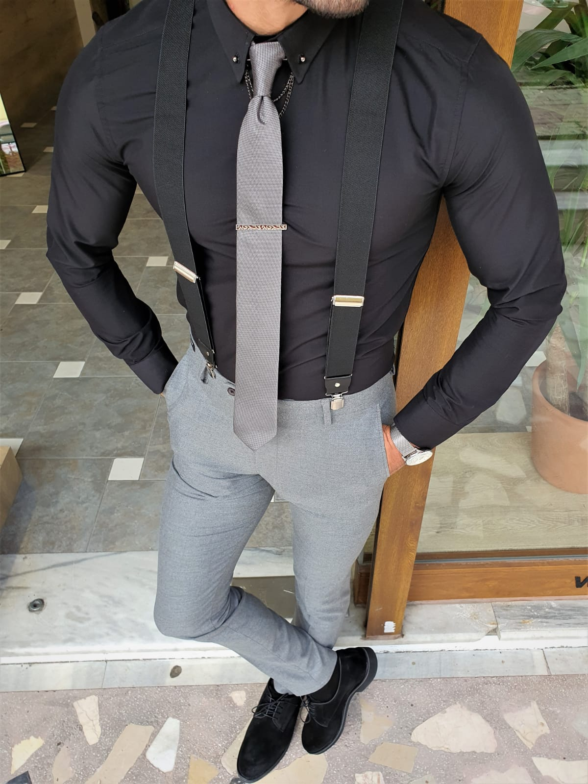 5 Formal Trousers for Every Office Guy by GentWith Blog