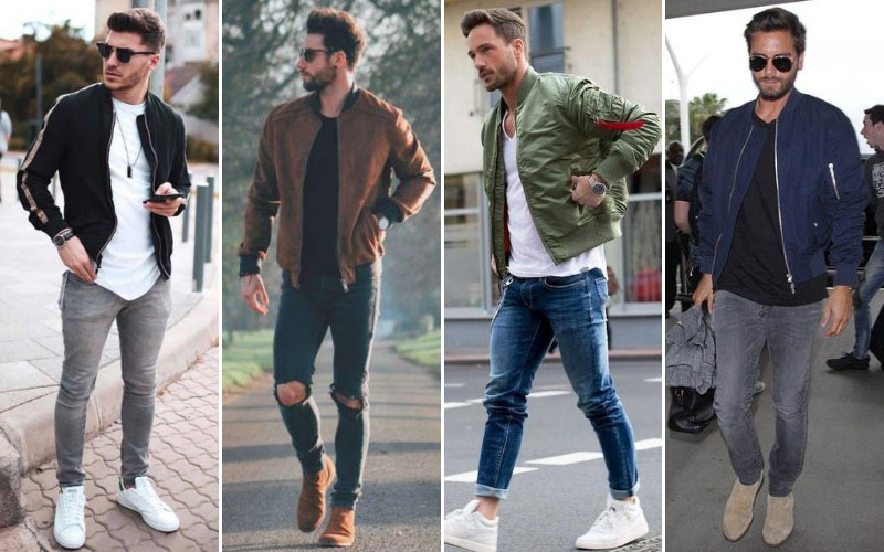 4 Must-Have Jackets for Guys