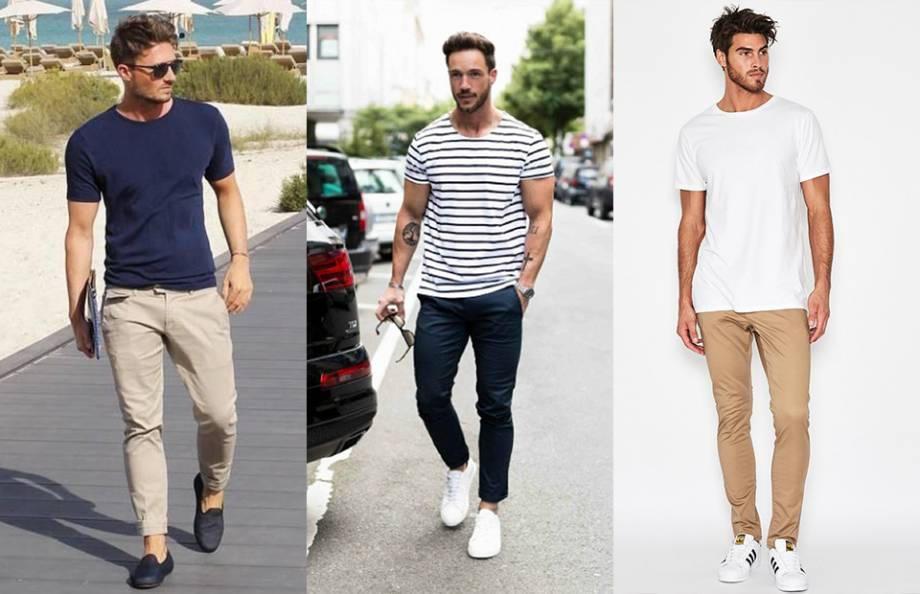 5 Types of Pants Every Guy should Wear