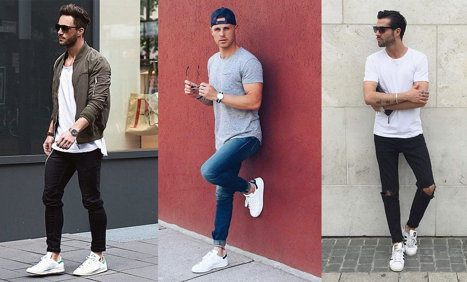 How To Elevate Your Wardrobe & Style With White Sneakers