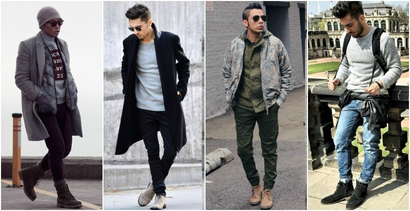 Suede For Men: 5 Ways To Look Amazing (Men's Fashion Fall Guide)