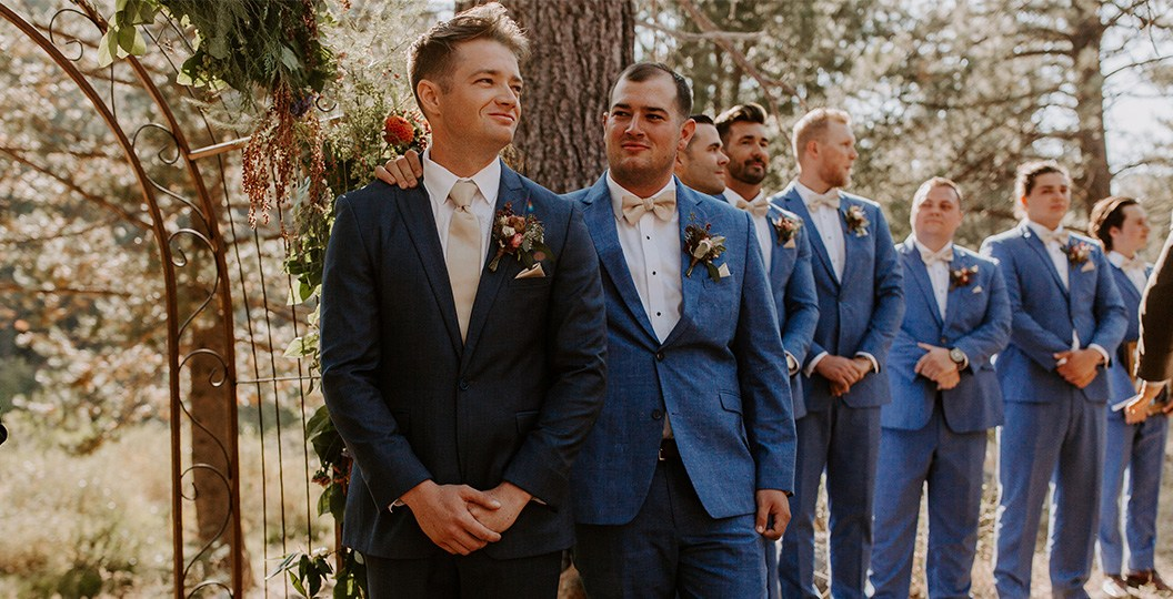 How to Make Sure Your Groomsmen Look Their Best