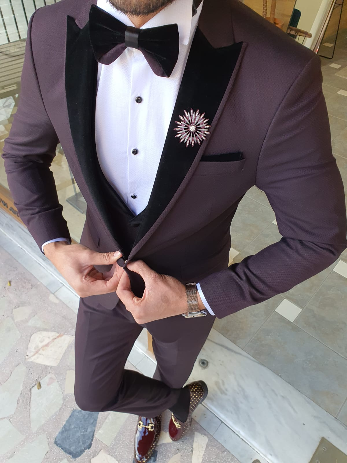 Wedding-Worthy Alternatives to Tuxedo by GentWith Blog