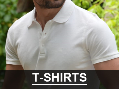 Men T-Shirts by GentWith.com with Free Worldwide Shipping