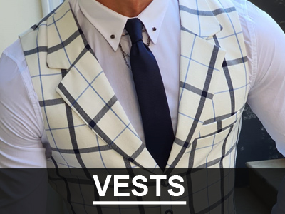 Men Vests by GentWith.com with Free Worldwide Shipping