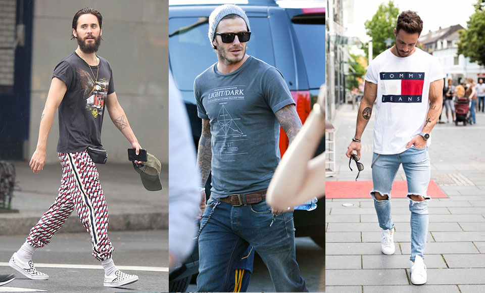 The Best Men's T-Shirts Guide You'll Ever Read